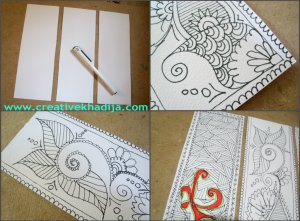 drawing bookmarks