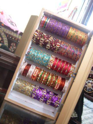 Beautiful Glass Bangles