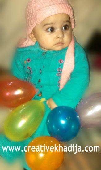 creative khadija birthday