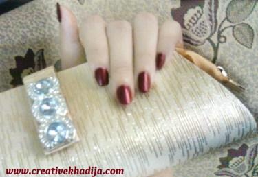 nail polish removing tip