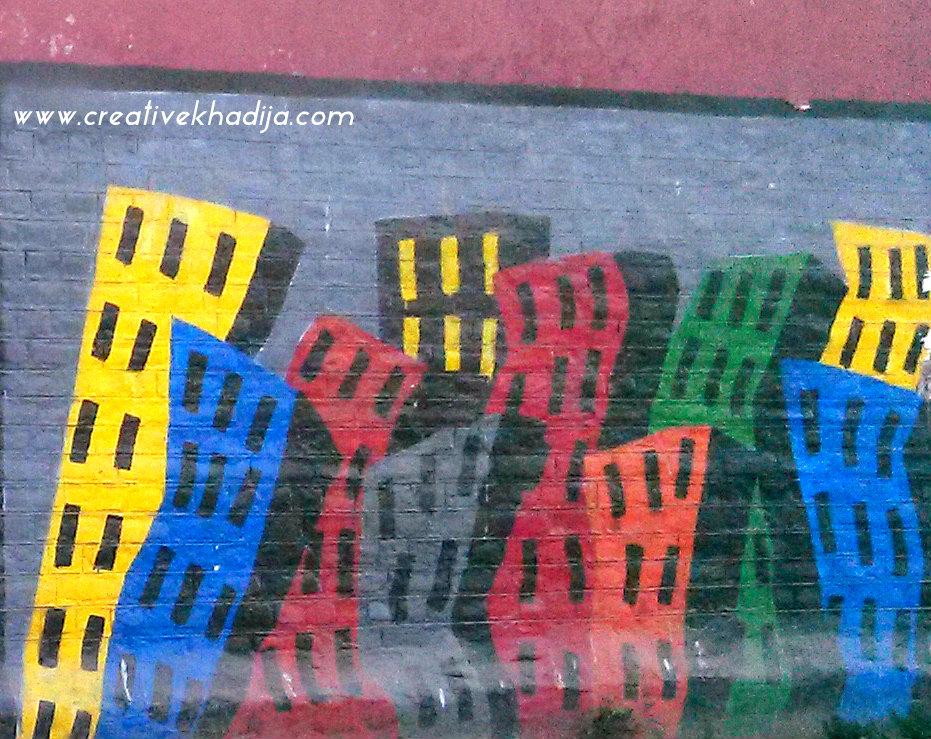 street graffiti art rawalpindi pakistan