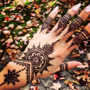 Beautiful Mehndi designs for Eid day #creativecollections4