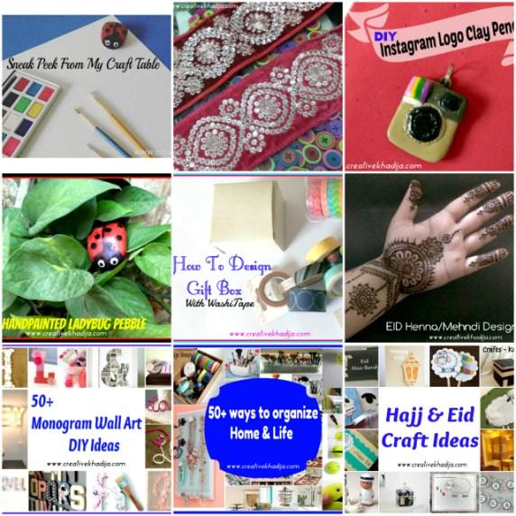 Creative Khadija Recap Of The Year 2015 september
