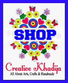 Buy Handmade from Creative Khadija