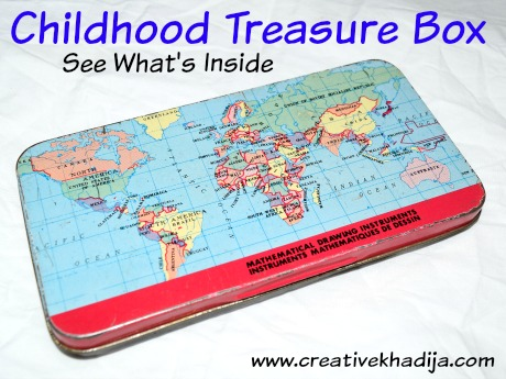 childhood memories creative khadija pencil box goodies
