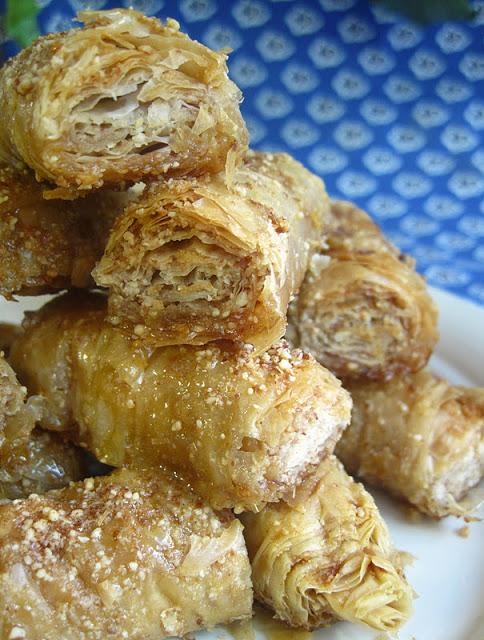eid recipe baklava