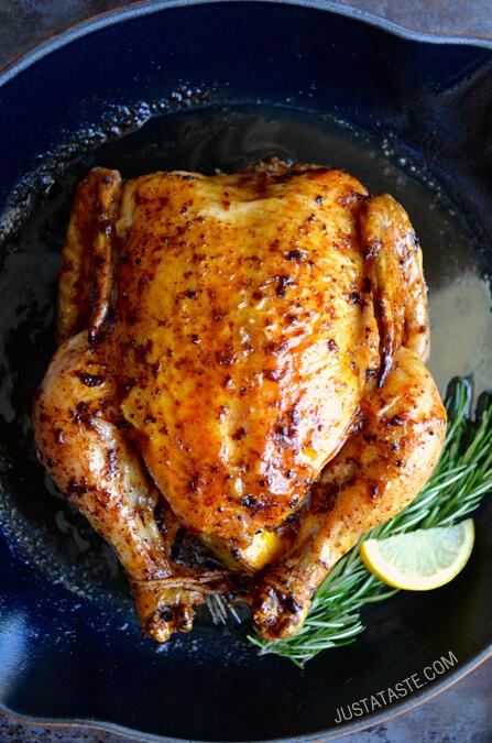 eid recipe roast chicken
