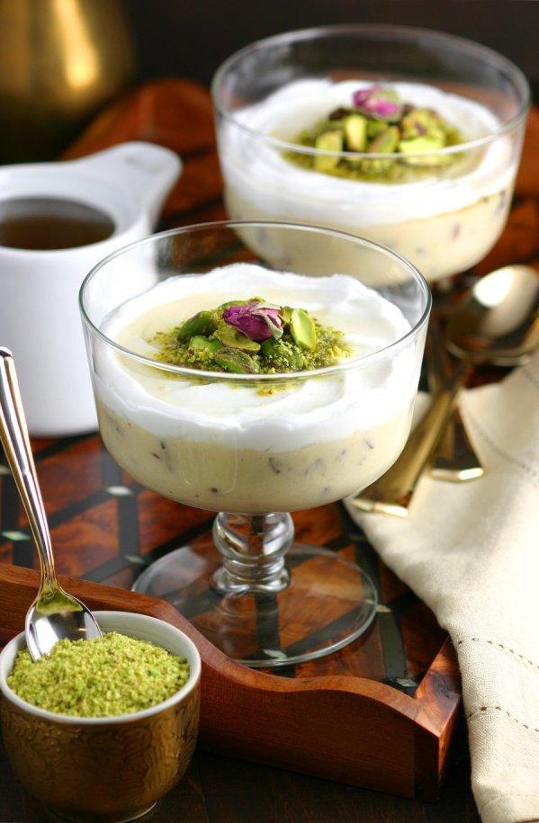 eid recipe semolina pudding