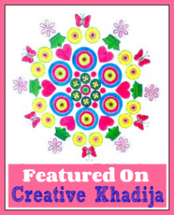 featured on Creative Khadija Blog