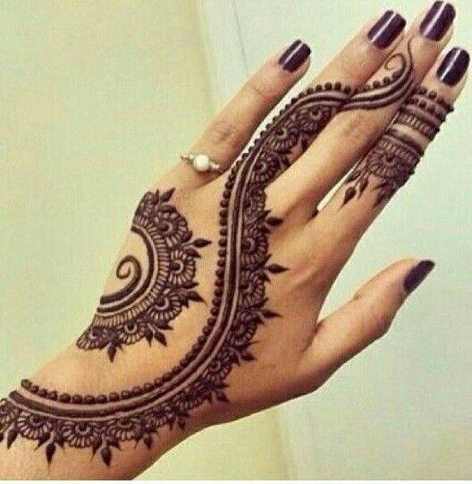 henna design for eid 2016