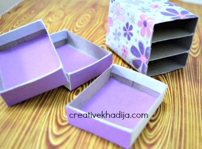 how-to-make-match-box-crafts-tutorial-ideas