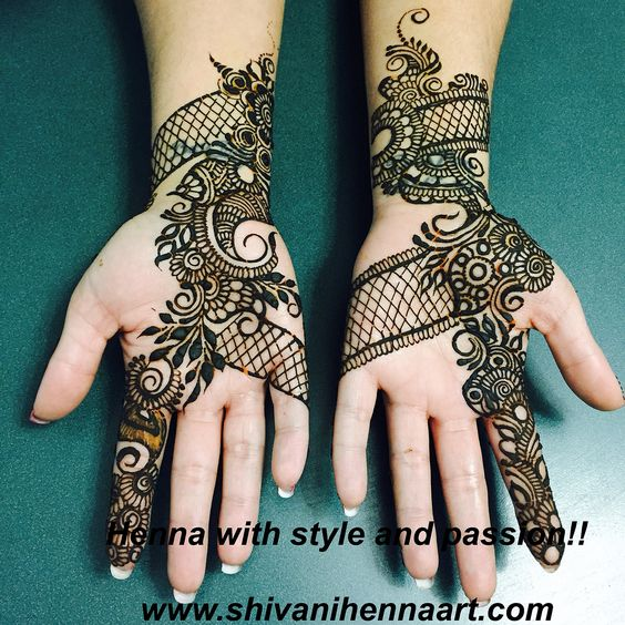 75 Beautiful Mehndi Designs Henna Hand Art: 75+ Beautiful Designs Of Eid And Weddings Mehndi-Henna For