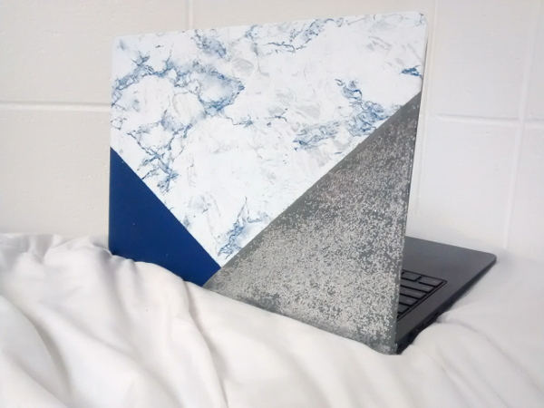 DIY laptop cover