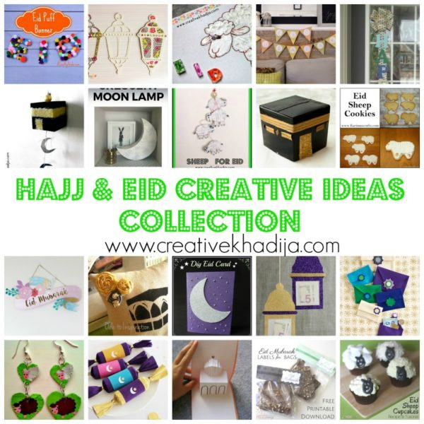 eid al adha crafts creations and ideas