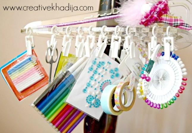 crafts organizer USH hanger