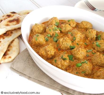 eid recipe lamb kofta curry