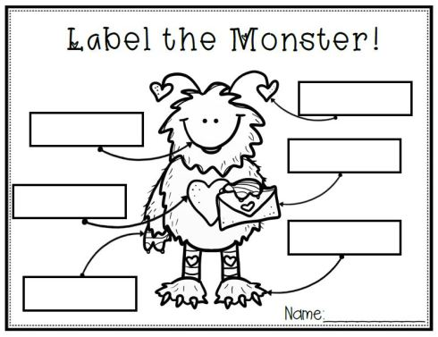 valentine-monster-literacy01