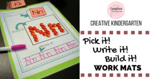 Pick it! Write it! Build it! Facebook