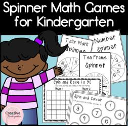 spinner math games