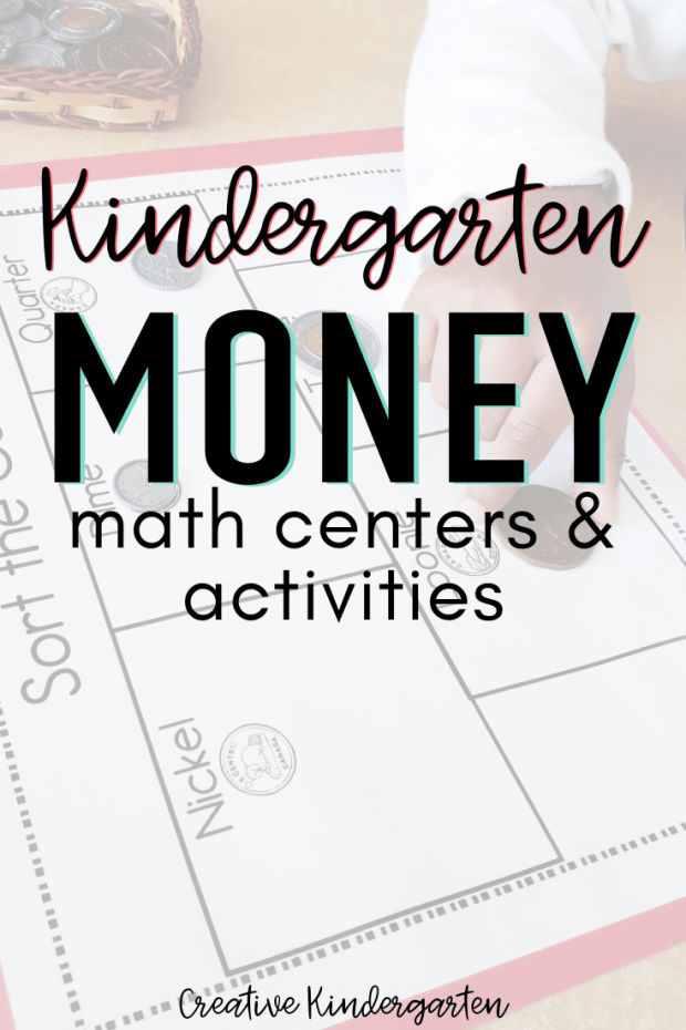 money activities: practice coin recognition and coin values with these hands-on and engaging centers. These money printables are easy to prep and are available for U.S. and Canadian coins.