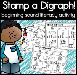 Stamp a Digraph square preview