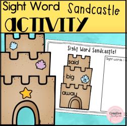 Sandcastle Square Cover