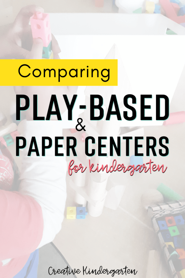 Play-based learning is a hot topic and  I share my opinion and thoughts on it. I discuss what works best for me and my kindergarten students.