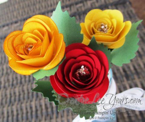 $100 club spiral flower vase