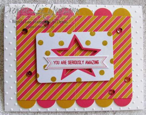 August 2014 Paper Pumpkin Kit - Simply Amazing seriously amazing