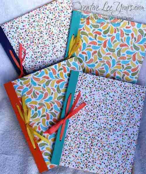 Leadership 2015 Roomie Gifts by Wendy Lee, #creativeleeyours, Stampin' Up!, Scrapbooking, memory Keeping