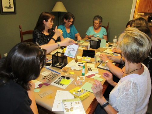 June 2015 Diemonds Team Meeting, Wendy Lee, #creativeleeyours, Stampin' Up!