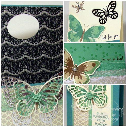 Butterfly Box Card Set SP