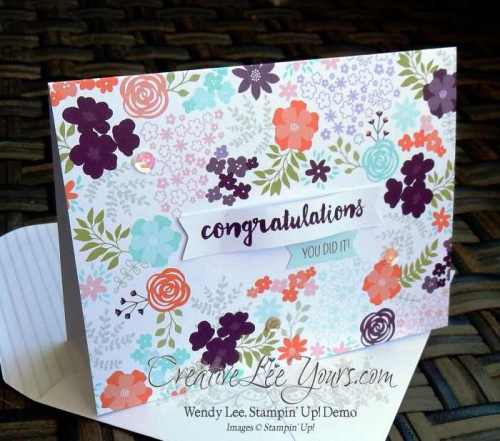 February 2016 Paper Pumpkin Hello Sunshine by Wendy Lee, #creativeleeyours, Stampin' Up!