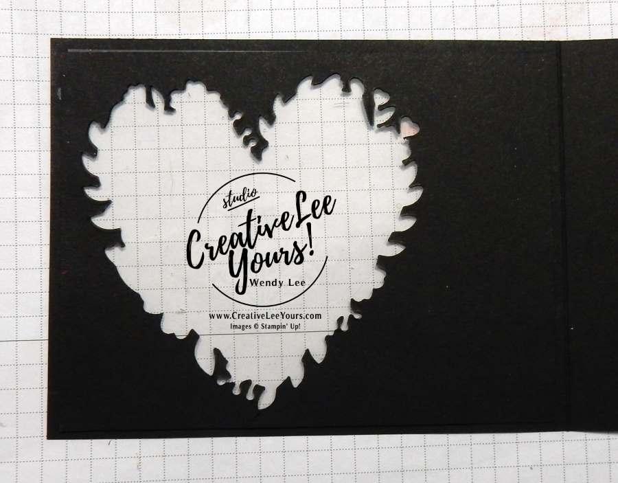 Bloomin Love Valentine by Wendy Lee, Stampin Up, #creativeleeyours, hand made valentine card
