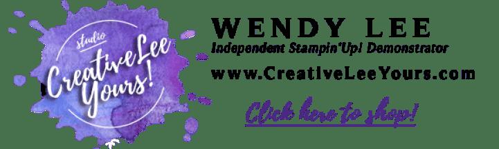 Wendy Lee, CreativeLeeYours.com