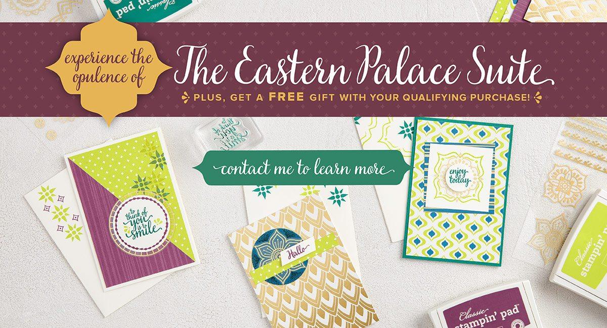 Eastern Palace premier bundle, Stampin Up, Wendy lee, #creativeleeyours