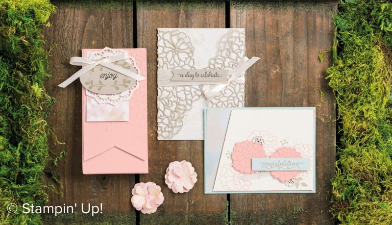 Stampin Up So in Love Stamp Set & So Detailed Thinlits, #creativeleeyours, creatively yours, wendy lee, wedding, anniversary