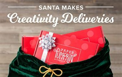 ,craft ideas, easy holiday gifts, Stampin Up, #creativeleeyours, kit, subscription program, rubber stamps, stamping, handmade