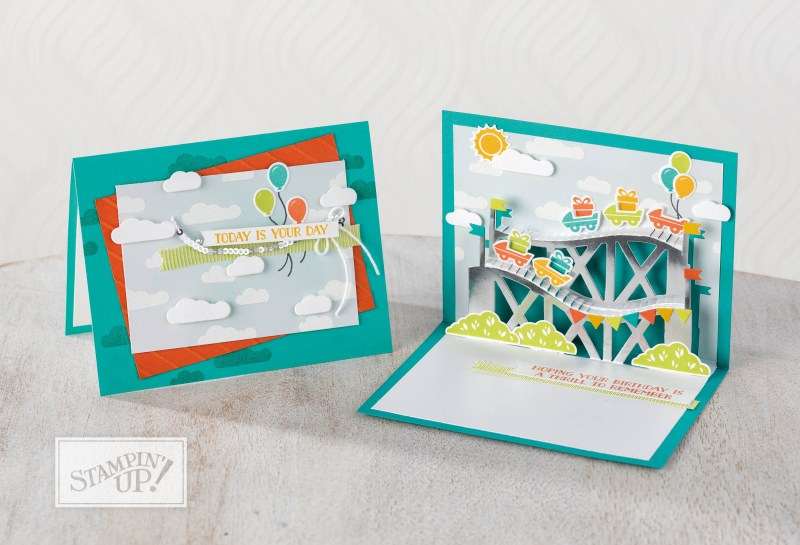 Let the Good Times Roll Bundle Video, wendy lee, stampin up, handmade, stamping, #creativeleeyours, creatively yours, creative-lee yours, Let the good times roll stamp set, 3D interactive card, #makeacardsendacard, SU,pop up card