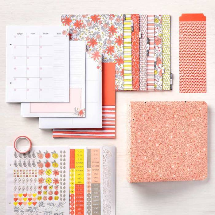 wendy lee, Stampin Up, #creativeleeyours, creatively yours, creative-lee yours, SU, DIY, paper craft, Big Plans planner, video, product tips, scrapbooking, organization, memories & more, photo pocket pages, video, product highlights