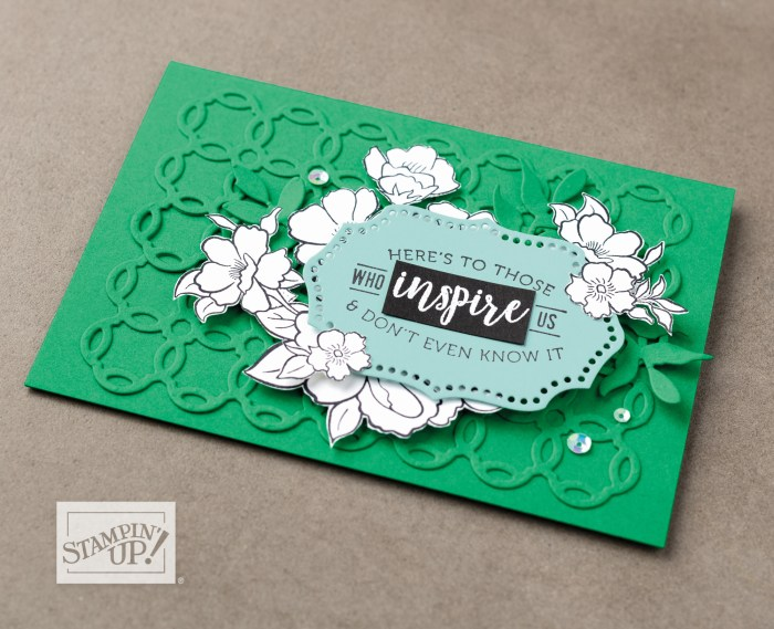 wendy lee, Stampin Up, #creativeleeyours, creatively yours, creative-lee yours, SU, DIY, paper craft, Lovely Lattice stamp set, video, product tips, product highlights, DIY, Free stamps, Sale-a-Bration, SAB, flowers
