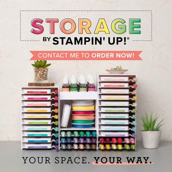 storage by stampin up, wendy lee, stampin up, #creativeleeyours, stamping, craft storage, paper craft, creatively yours, creative-lee yours, creatively yours, SU, stackable, modular storage, workspace, crafting