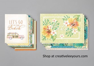 Tropical Oasis Suite, Wendy Lee, stampin up, handmade cards, rubber stamps, stamping, #creativeleeyours, creatively yours, creative-lee yours, friend, sunshine, celebration, smile, thank you, birthday, congrats, amazing, love, video, DIY, palm trees, pineapple, hibiscus, 50's feel, retro, #su , #stampinupdemonstrator, #papercrafts , #papercraft , #papercrafting , #makeacardsendacard ,#makeacardchangealife , Timeless Tropical, In the Tropics Dies