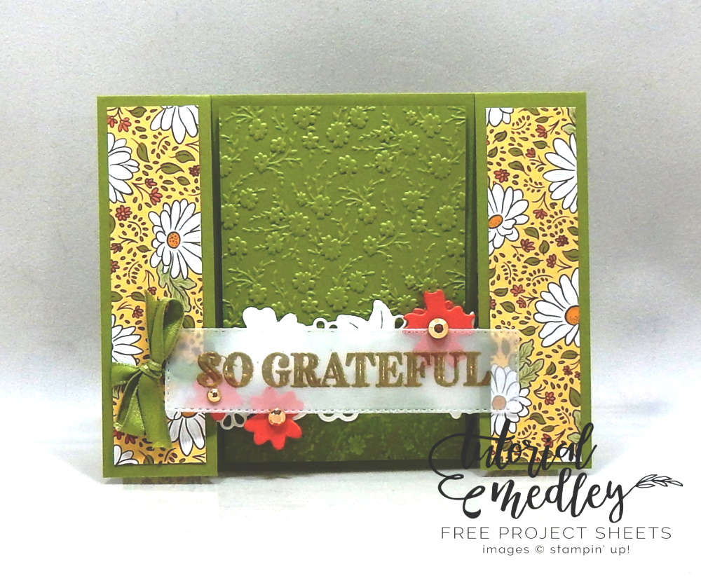 Ornate Garden Suite Early Release, spanner panel three layer by wendy lee, stampin up, stamping, SU, #creativeleeyours, creatively yours, creative-lee yours, sneak peek, new catalog, new stamping products, promotion, Tutorial, handmade card, friend, celebration, thank you, thinking of you, stamping, DIY, birthday, embossing, papercrafts, fun fold, #makeacardsendacard ,#makeacardchangealife, ornate thanks, ornate style, ornate floral, pattern paper