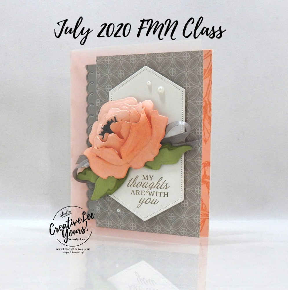 Peony Sympathy by wendy lee, stampin up, stamping, SU, #creativeleeyours, creatively yours, creative-lee yours, #cardmaking #handmadecard #rubberstamps #stamping, friend, celebration, congratulations, thank you, hello, birthday,sympathy, wedding, get well, stamping, DIY, paper crafts, #papercrafting , #papercraftingsupplies, #papercraftingisfun , tutorial, FMN, forget me not, card club, class, prized peony stamp set, #makeacardsendacard ,#makeacardchangealife, vellum card, ,#tutorial ,#tutorials ,#technique ,#techniques, sponging