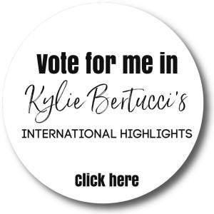 International Blog Highlight header, #creativeleeyours ,#stampinup , #SU, #DIY, #papercrafts, Kylie Bertucci, Wendy Lee
