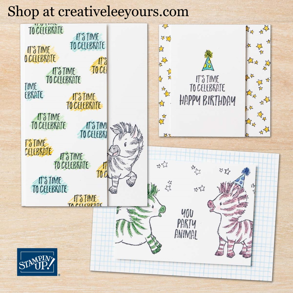 Zany Zebras, Stampin' Up! Video with wendy lee, zany zebra stamp set, Stampin Up, #creativeleeyours, creatively yours, #stampinupdemonstrator ,#cardmaking #handmadecard #rubberstamps #stamping, SU, SUO, creative-lee yours, #DIY, #papercrafts , #papercraft , #papercrafting , fellowship, video, friend, birthday, celebration, hello, thank you, sympathy, #makeacardsendacard ,#makeacardchangealife, #papercraftingsupplies, #papercraftingisfun, #simplestamping, #kit, #craftkit, #craftkits, beginner