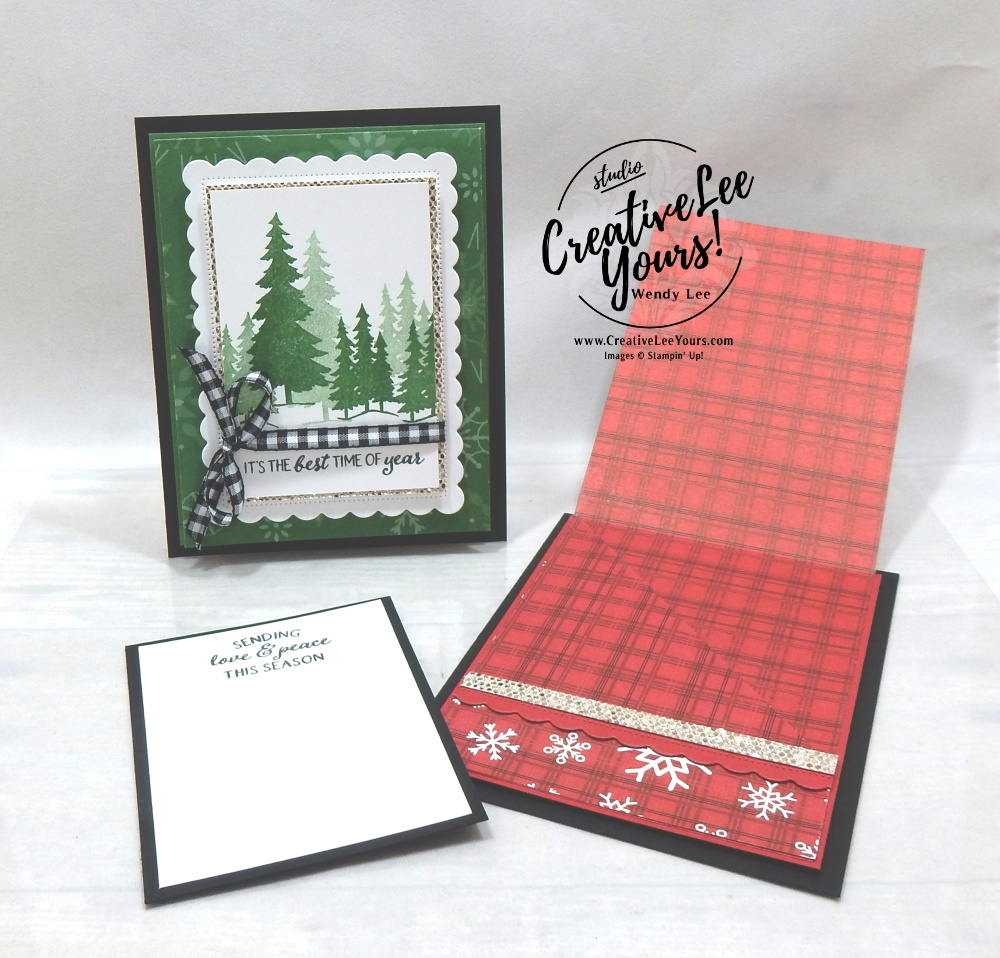 Holiday Gift Card Holder by wendy lee, #creativeleeyours, creatively yours, creative-lee yours, DIY, SU, rubber stamps, class, thank you, birthday, Peaceful Deer stamp set, friend, birthday, Christmas, #stampinup, #stampinupdemonstrator, #sympathy, #cardmaking, #handmadecard, #rubberstamps, #stamping,#tutorial ,#tutorials, #papercrafts , #papercraft , #papercrafting , #papercraftingsupplies, #papercraftingisfun, #papercraftingideas, #makeacardsendacard ,#makeacardchangealife, Facebook live, video,#cardclasses ,#onlinecardclasses, #peacefulprintsDSP, #patternpaper, #bedazzling, #SAB, #saleabration, #giftcardholder