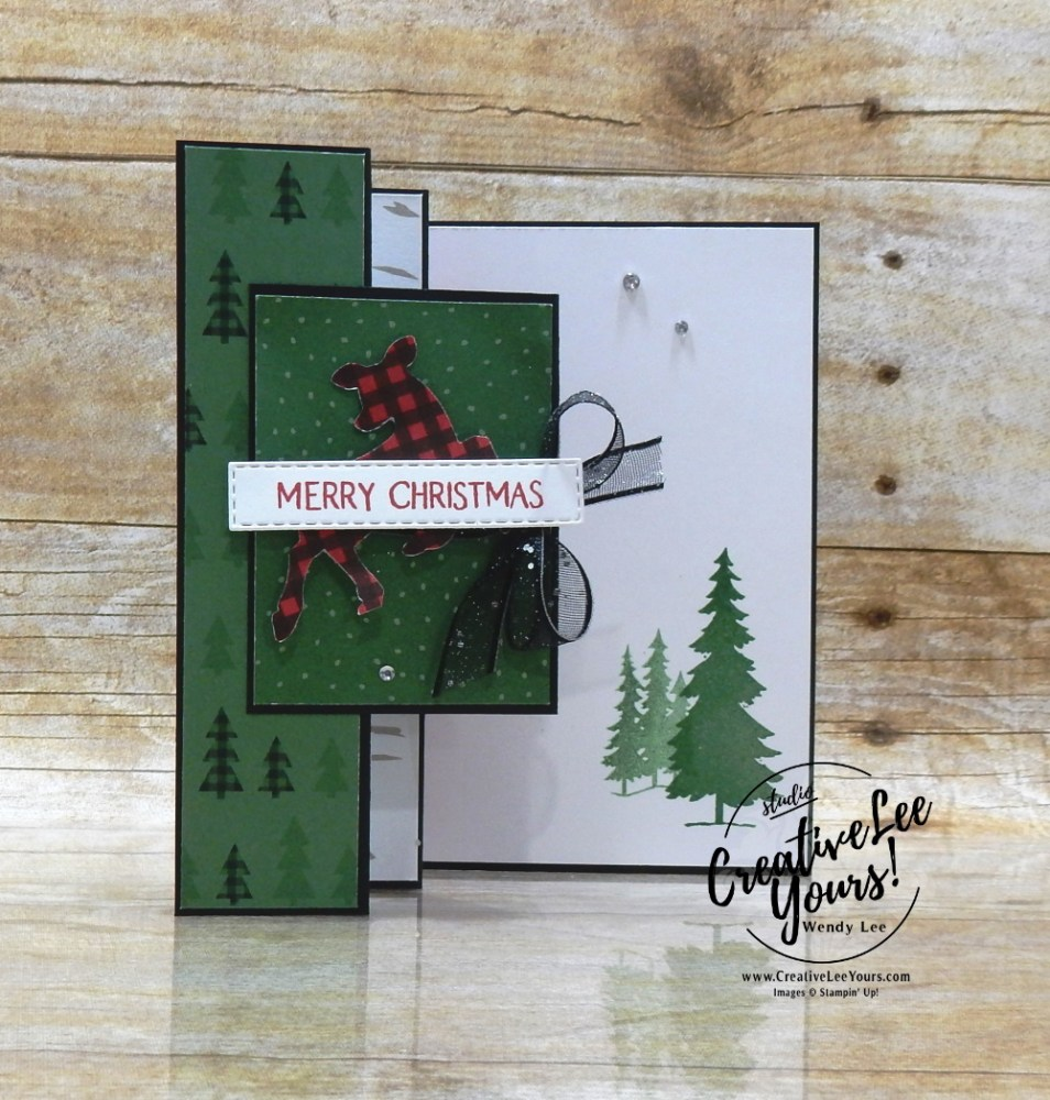 Z-Fold Accordion by wendy lee, #creativeleeyours, creatively yours, creative-lee yours, DIY, SU, rubber stamps, class, thank you, birthday, Christmas, Peaceful Deer stamp set, friend, birthday, #stampinup, #stampinupdemonstrator, #love, #cardmaking, #handmadecard, #rubberstamps, #stamping,#tutorial ,#tutorials, #papercrafts , #papercraft , #papercrafting , #papercraftingsupplies, Peaceful Prints, #papercraftingisfun, #papercraftingideas, #makeacardsendacard ,#makeacardchangealife, video,#cardclasses ,#onlinecardclasses, #livepapercrafting, #facebooklive, #card, #friend, deer builder punch, #videotutorial,#funfoldcards ,#funfoldcard, #masculine, #SAB, #saleabration