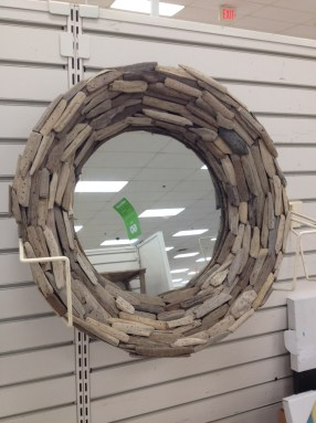 This one is a bit more my style, love the driftwood.